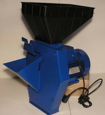 Feed Milling Machine Elikor Electric Grinder Crusher Grain Oats Wheat 1700w