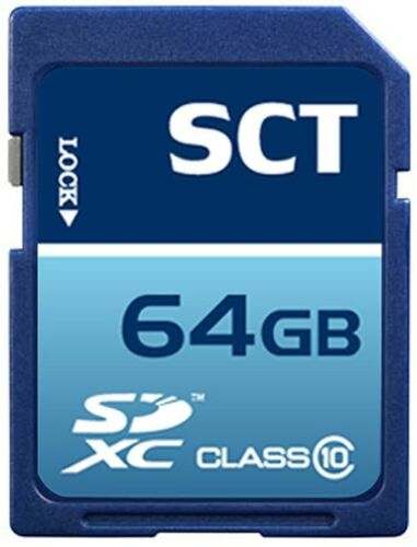Sandisk Sct 64gb Sd Xc Class 10 Memory Card 64g Secure Di...