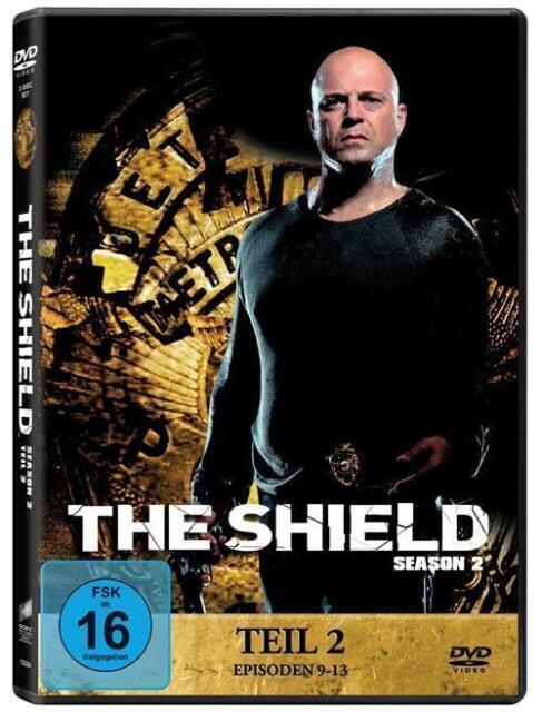 DVD Box/ The Shield - Season 2.2 !! NEU&OVP !!