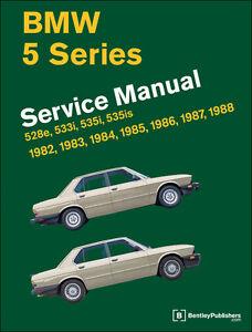 BMW 5-Series  Service Manual