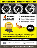 ☀ Looking for a New Job? #1 Resume Writing Service