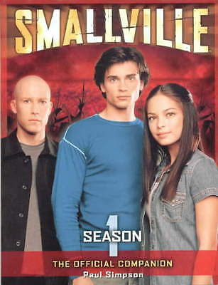 Smallville TV Series Illustrated Season 1 Companion Trade Book NEW UNREAD