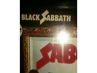 2 Black Sabbath tickets for sale or swap