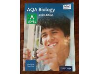A level BIOLOGY AQA