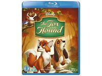Disney's The Fox And The Hound Blu Ray