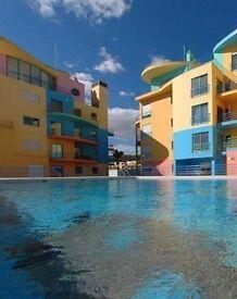 1 Bed apartment in Albufeira private condo