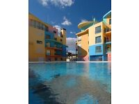 1 Bed apartment in Albufeira private condo