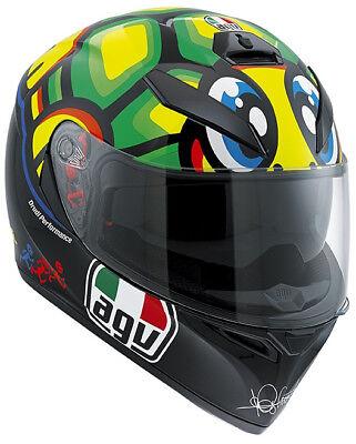 AGV  K-3 SV Valentino Rossi Tartaruga Motorcycle Helmet - SIZE L (59cm) for sale  Miami