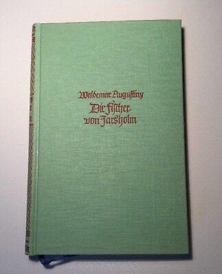 Die Fischer von Jarsholm, Waldemar Augustiny, Deutsche Hausbücherei, Top-Zustand