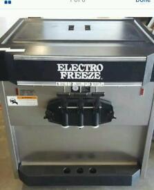 Electro freeze cs8 icecream and yoghurt maker.