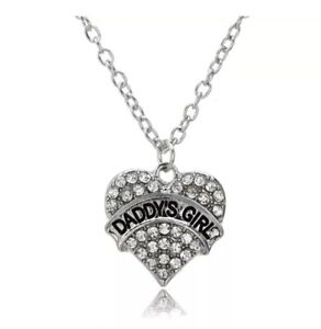"""""""Daddy's Girl"""" Necklaces - Brand New - Gorgeous!"""