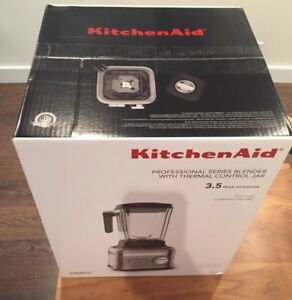 Kitchenaid professional series blender new