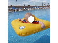 Baby swimseat- excellent condition