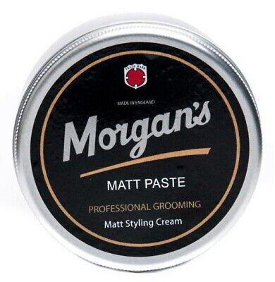 MATT PASTE MORGEN'S England mattierende Haarcreme für dünnes Haar mittlerer Halt