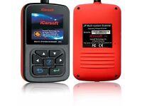 iCarsoft Multi-system Scanner i990 for Honda/Acura SRS ABS ENGINE