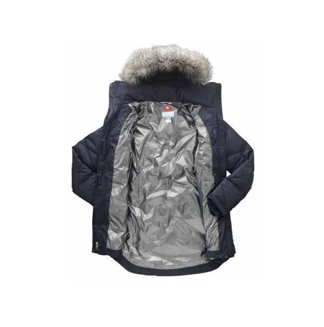 aa5b3015a NEW Columbia Women Lay D Down II Mid Jacket Insulated Omni Heat BLACK,  S-M-L-XL