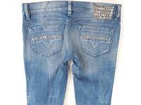 Womens Jeans Diesel Livy W27 L32
