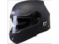 Viper RS-V151 Flip Front Helmet _ Bluetooth feature Phone/Songs