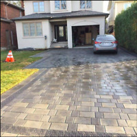 Interlock Driveways (Free Estimates)