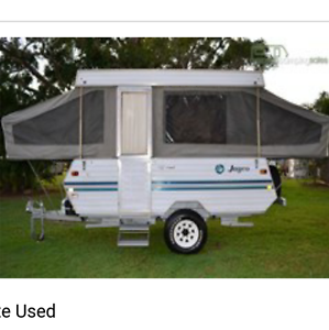 1992 Jayco Swift Outback Caravan Trailer Gunn Palmerston Area Preview