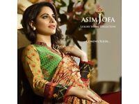 Pakistani Indian Asian stitched suit