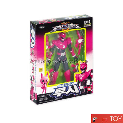 MINIFORCE LUCY Pink Action Figure Set Mini Force Super Ranger SONOKONG