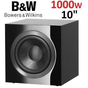 NEW* BW 1000W SUBWOOFER 10 DB4S 244267023 POWERED 700 SERIES BOWERS  WILKINS