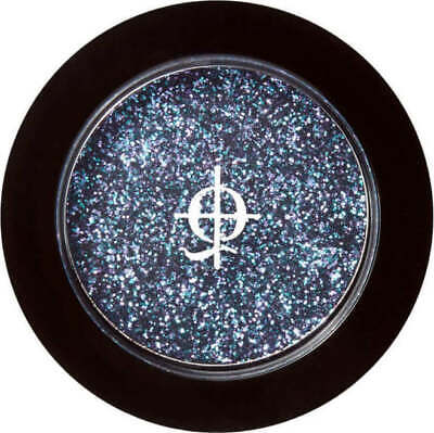 New Illamasqua Jewel Vinyl Solid Glitter in Bowie midnight blue full size 0.03oz