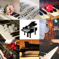 The Pianist - Solo Event Music, Accompaniment, and Lessons