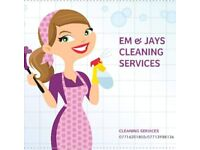 Need a cleaner then give us a call