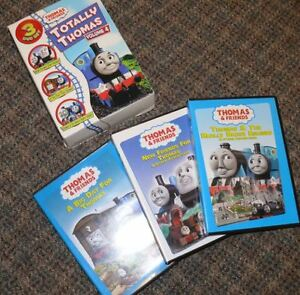 Large Thomas the Train DVD lot as shown London Ontario image 2