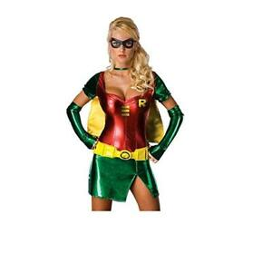 Size XS Women's Robins costume