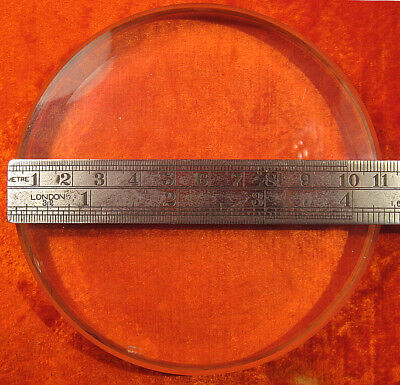 Flat Surface Optical Plate 110x18mm4.3x0.71inch 112 Test Wave Box Ussr Russia