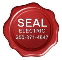 Electrician SEAL ELECTRIC - Electrical Contracting