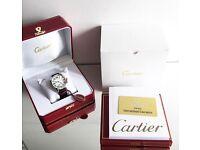 Cartier drive de Cartier watch brand new
