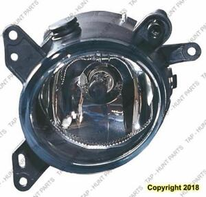 Fog Lamp Driver Side Exclude Ralliart Model High Quality Mitsubishi Lancer 2008-2015