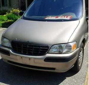 2000 Chevrolet Venture Minivan, Van