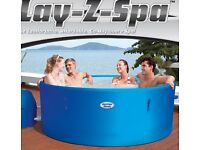 Monaco lazy spa hot tub