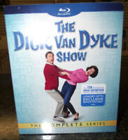 Dick Van Dyke Show complete series on BluRay