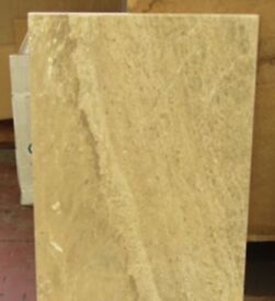 Marble effect floor or wall tiles 300mm 600mm 80 m2 in stock