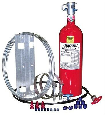 STROUD FIRE SUPPRESSION SYSTEM 5LB SYSTEM # 9302