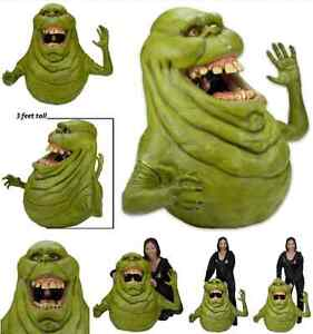 Ghostbusters Slimer 3ft tall Life-Size Figure by NECA in store!
