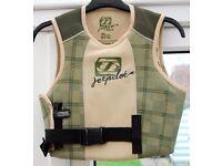 Jetpilot Lady's Water Ski Vest, Size XS/S
