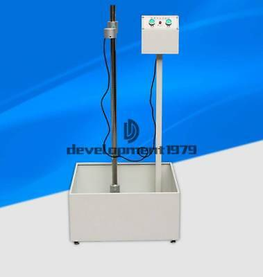 New Ballplastic Fall Testing Machine Falling Ball Impact Tester Steel Ac 220v