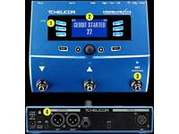 TC HELICON VOICELIVE PLAY VOCAL HARMONY REVERB DELAY DOUBLER EFFECTS PROCESSOR( Brand New )