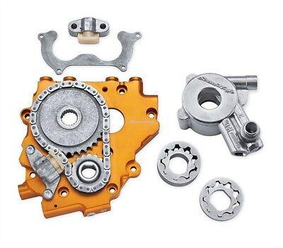 Screamin Eagle Hydraulic Cam Chain Tensioner Plate Upgrade Kit    25284 11