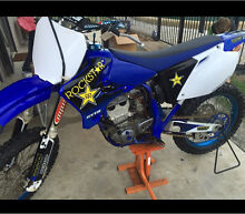 YZ 250 F -2001 --YZ 85 big wheel  -2011 Brinsmead Cairns City Preview