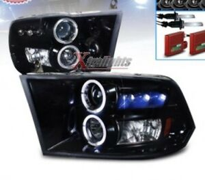 Spec-D HID lights for Dodge Ram 09-14 reduced to$400