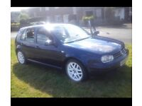 Golf gti 1.8 turbo AUM 150bhp swap cash offer ford Vauxhall Audi cheap