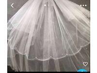 White veil